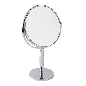 Pied meuble salle de bain chrome achat vente pied - Miroir plein pied pas cher ...