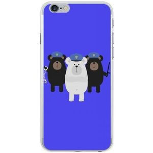 coque iphone 6 grizzly