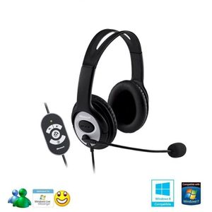 CASQUE  - MICROPHONE Microsoft® LifeChat™ LX-3000