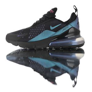 picked up in stock for whole family Air max 270 bleu et noir