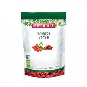 RACK - BAIES  Super Diet Baies de Goji Bio Vegan 200g
