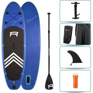 STAND UP PADDLE ROHE Pack Paddle Gonflable Havane I - 274x76x13 cm