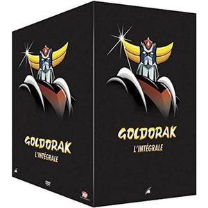 DVD DESSIN ANIMÉ Coffret intégrale Goldorak - En DVD