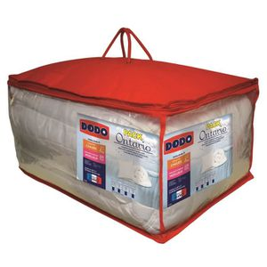 COUETTE DODO Pack ONTARIO - 1 couette chaude 140x200 cm +