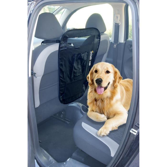 ANIMALS&CAR Séparation de sièges AV/AR avec rangement