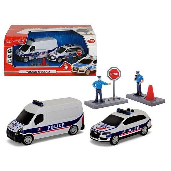 DICKIE SOS Brigade de Police