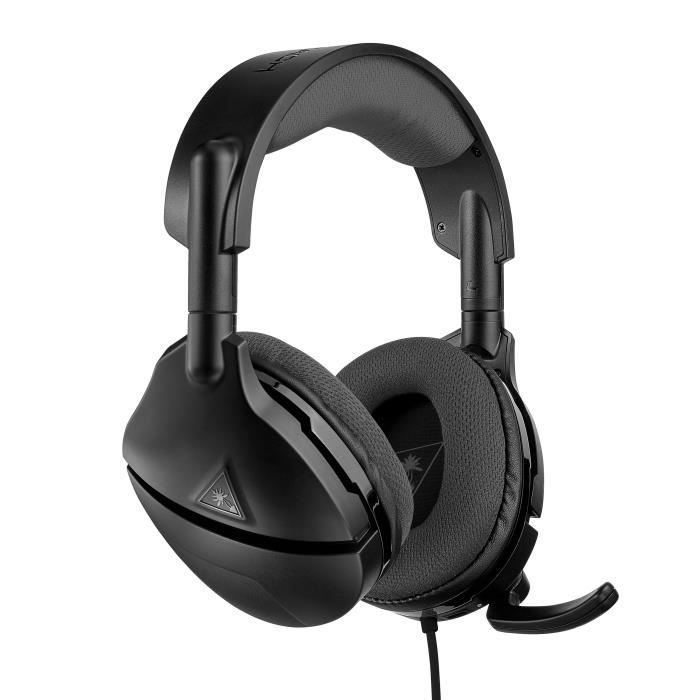 Turtle Beach - Casque Gamer PC - Atlas Three (compatible PC/PS4/Xbox/Switch/Mobile) - TBS-6350-02