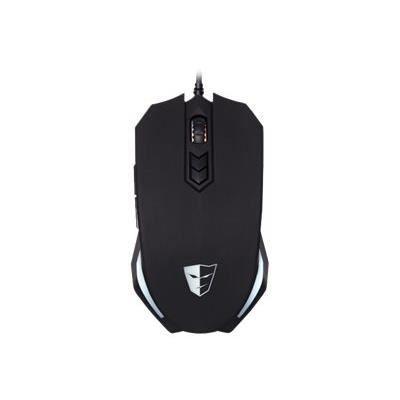 Tesoro Souris Gamer Gungnir H5 Noir capteur optique 3500 dpi