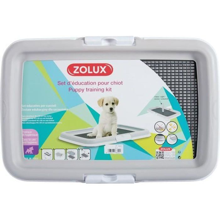 ZOLUX Set éducation pour la propreté du chiot