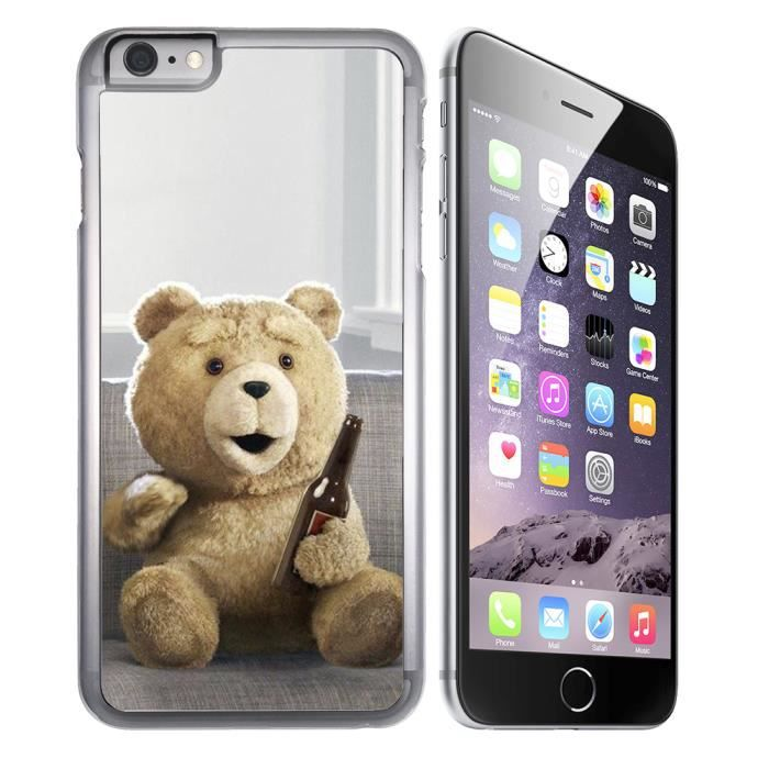 coque iphone 8 ted