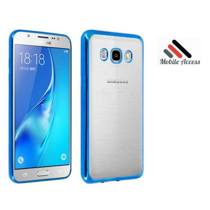 coque samsung galaxy j5 bleu