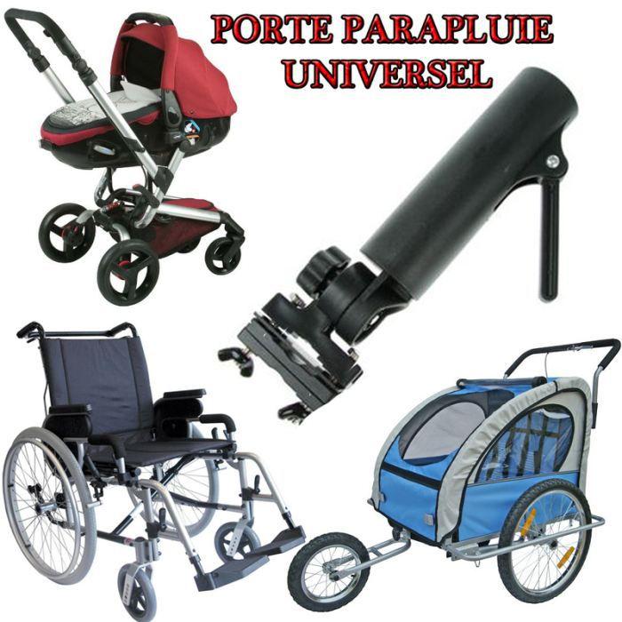 Porte Parapluie Universel Pour Poussette Ou Autre Achat Vente