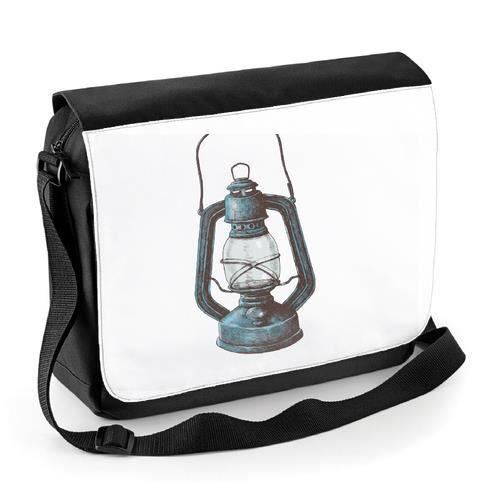 Noir Confucius Sacoche Polyester Citation Fond ordinateur Lmk Lanterne Experience Tablette wxxgqp