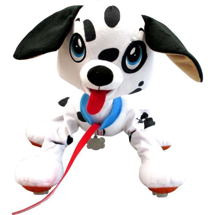 les toufous chien dalmatien achat vente peluche cdiscount. Black Bedroom Furniture Sets. Home Design Ideas
