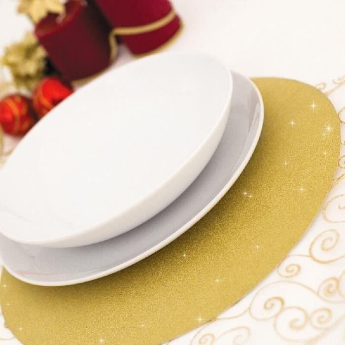 Set de table paillette - Achat   Vente pas cher 4f1616c6261
