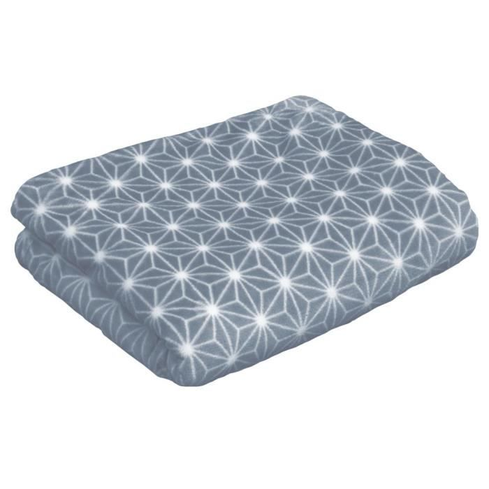 plaid gris pour canape achat vente plaid gris pour canape pas cher soldes d s le 10. Black Bedroom Furniture Sets. Home Design Ideas