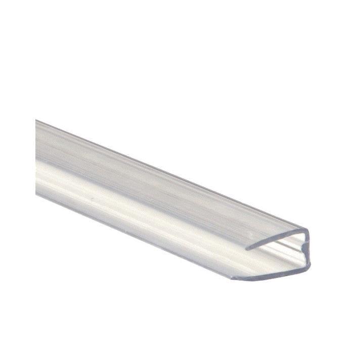 Profil Polycarbonate De Bordure Et Obturation L 2100 Mm E 4 Mm Transparent