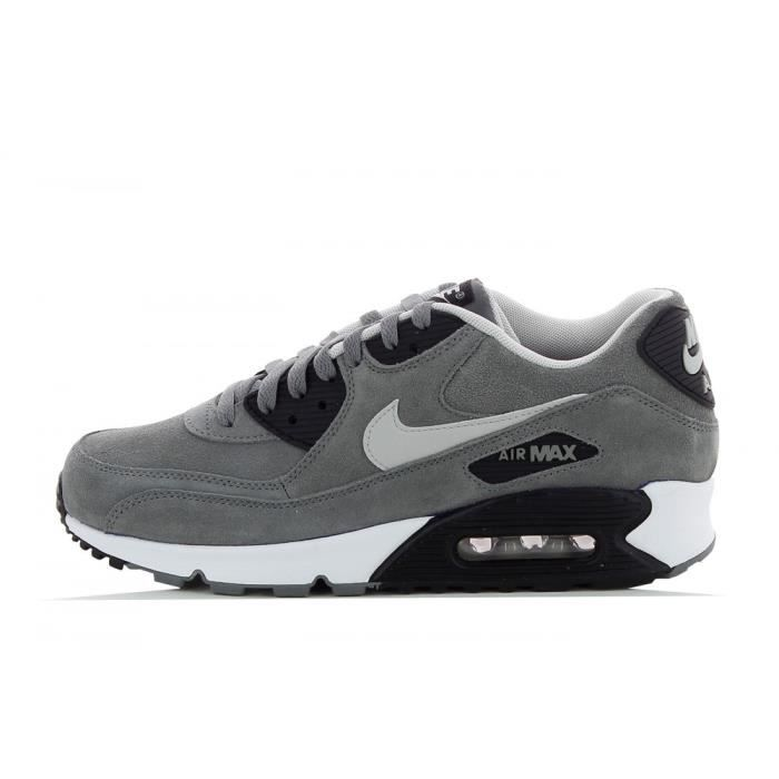 new arrivals 58252 24a99 ... where to buy basket nike air max 90 leather essential ref. 819474 011  99b3c 6a041
