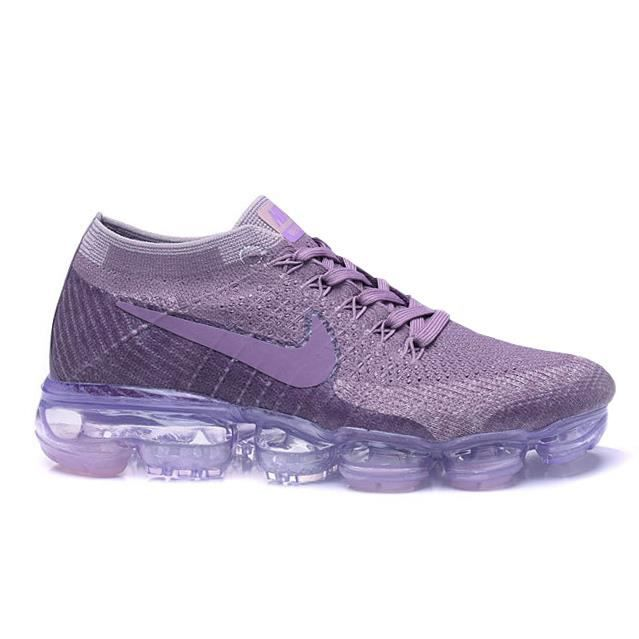 sneakers for cheap a0adf 06502 BASKET Nike Air VaporMax Flyknit Chaussures de course vio