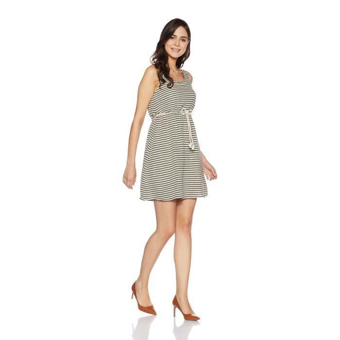 Vero Moda Womens Cotton A-line Dress E8FZC Taille-38
