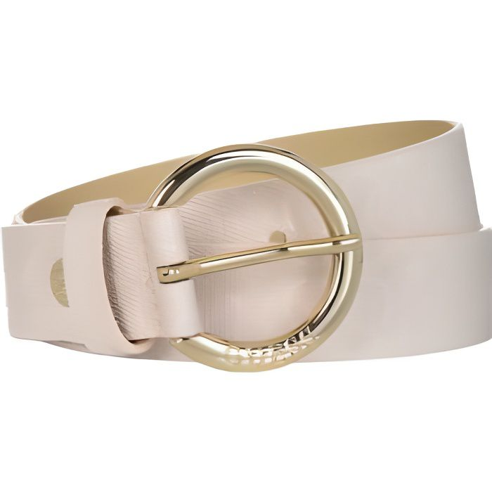 f861aab3fa8a Guess Ceinture Femme Seraphina Adjustable Rose Clair Rose Rose ...