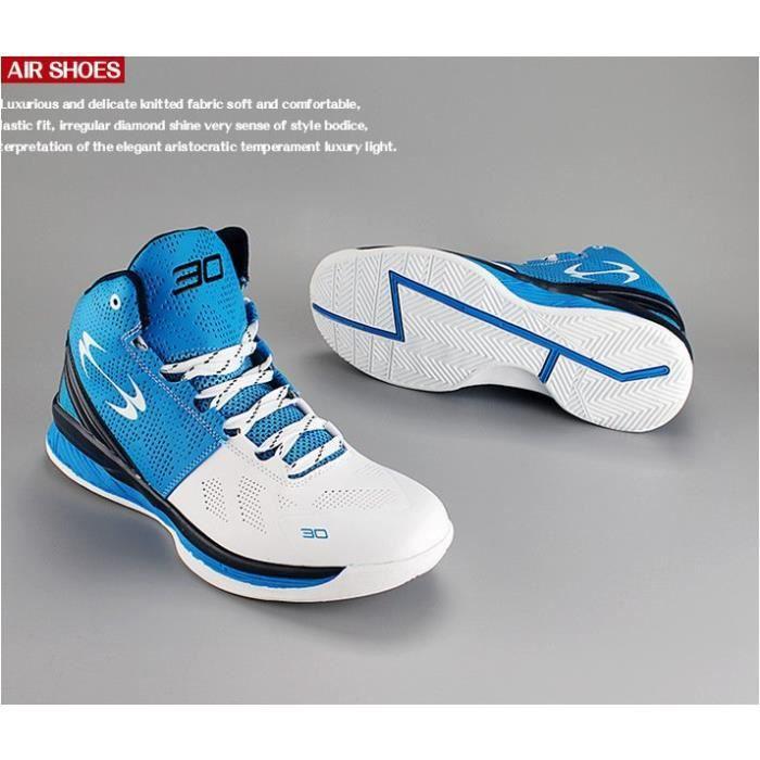LED Lumineuse Chaussures de Sport Chaussure Basket Casual Chaussures Forme de la Tête de Coquillage Pour Enfant 40 Noir 567IG8A