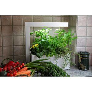 pot a herbes aromatiques achat vente pot a herbes aromatiques pas cher cdiscount. Black Bedroom Furniture Sets. Home Design Ideas