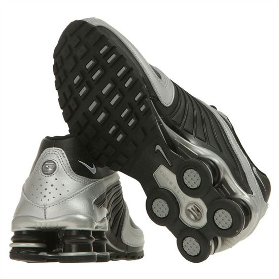 finest selection f4db0 3a492 NIKE Shox Turbo 8 Leather Enfant - Achat   Vente basket - Cdiscount