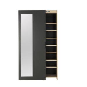 meuble industriel achat vente meuble industriel pas cher black friday le 24 11 cdiscount. Black Bedroom Furniture Sets. Home Design Ideas
