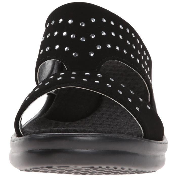 Skechers Chaussettes de cali pour femmes - Espoir de sandales F1JTB