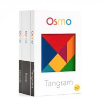 LIVRE INTERACTIF ENFANT Osmo - Play Beyond the Screen