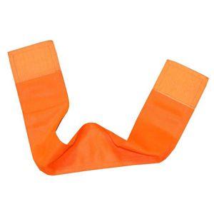 CORNE DE CHASSE TERRITOIRE CHASSE Brassard Fluo Velcro