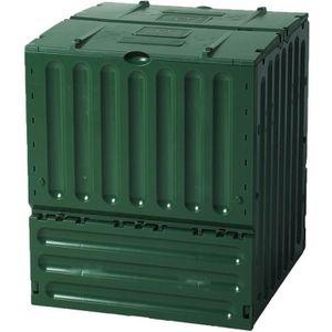 COMPOSTEUR - ACCESSOIRE Composteur ECO KING 400 L vert
