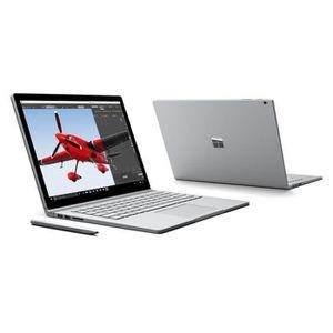 Surface Book Ecran tactile 13,5'' (Intel Core i7 6e génération, Stockage 1 To, 16 Go de RAM, Windows 10 Pro) stylet Surface inclus
