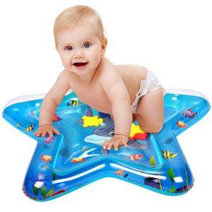 TAPIS ÉVEIL - AIRE BÉBÉ PFJ® Tapis d'eau Gonflable de bébé Centre de Jeu d