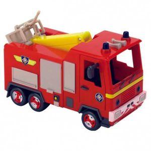 VOITURE - CAMION Sam Le Pompier - Fireman Sam - Véhicule de Pompier