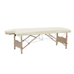 TABLE DE MASSAGE Promafit 4 taies de cousin + 1 housse pour table d