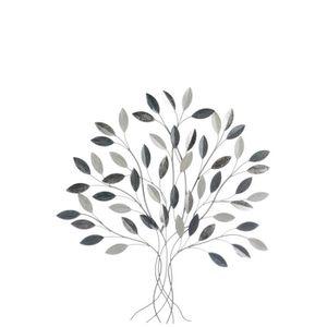 decoration murale metal arbre achat vente decoration murale metal arbre pas cher soldes. Black Bedroom Furniture Sets. Home Design Ideas