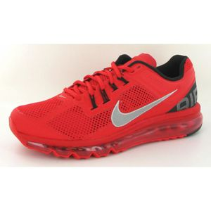 meilleures baskets 24b90 b59c3 Chaussures Nike Air Max+ 2013 Rouge Rouge - Achat / Vente ...