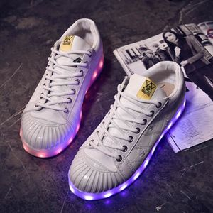 Mode femmes colorful Led lumineuse chaussures r... pbFSsb