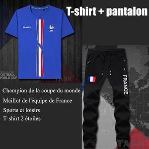 MAILLOT DE FOOTBALL Maillot de l équipe de France Champion de la Coupe aef8a469a3f2