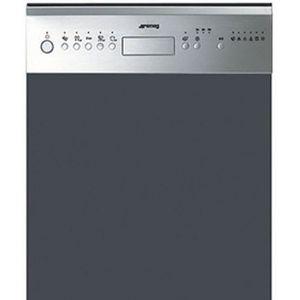 LAVE-VAISSELLE SMEG Lave-Vaisselle Intégrable 45cm PLA4513X In…