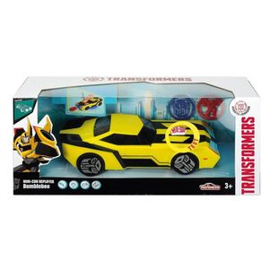 VOITURE - CAMION TRANSFORMERS Minicon Deployer Bumblebee