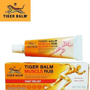 TROUBLE MUSCULAIRE Baume du tigre Muscle Rub