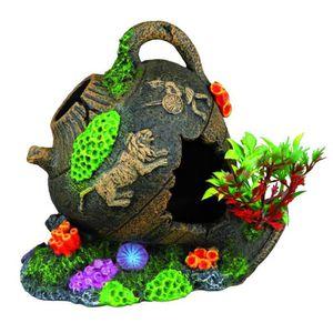 D coration accessoires aquarium achat vente for Decoration pour aquarium
