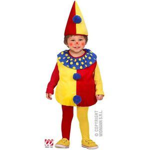 DÉGUISEMENT - PANOPLIE Déguisement clown bébé 1 à 3 ans