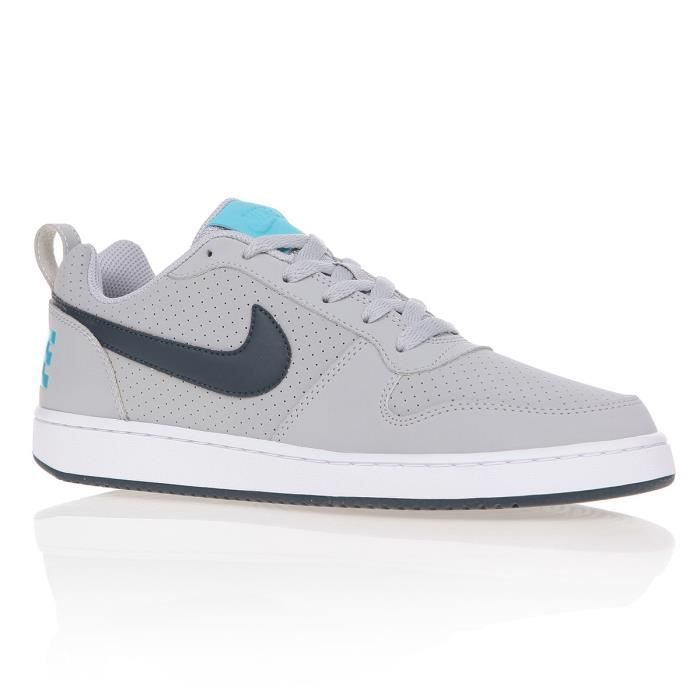 NIKE Baskets Court Borough Low Chaussures Homme bcWPFK0K