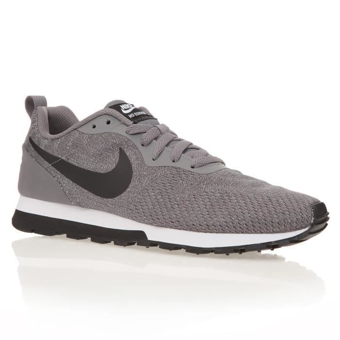 Nike Achat Runner Mesh Baskets Md Chaussures Eng 2 Homme Gris ZPrZqw
