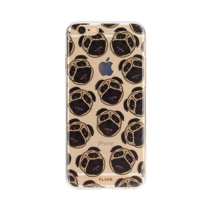 FLAVR Coque iPlate Carlins - Iphone 6 / 6s - Multicolore