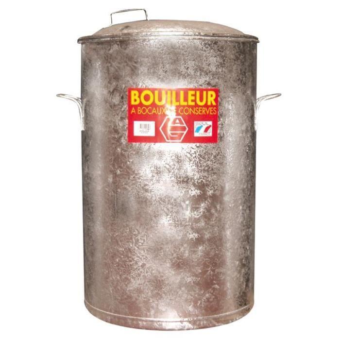 GUILLOUARD - Stérilisateur 24 bocaux sans thermomètre